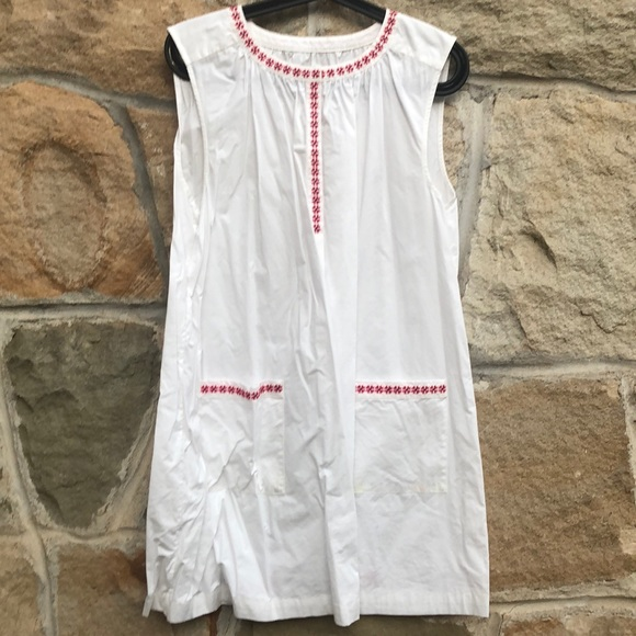 Dresses & Skirts - Cotton tunic with embroiderey